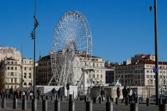 Marseille quartiers suds quai rive neuve