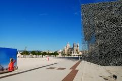 Mucem Marseille quartiers suds