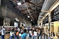 Mercato à Navigli Milan pour dîner