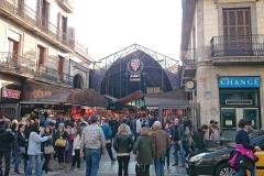 Marché de Barcelonne