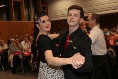Nina I. und Lukas I., Inthronisation der Würmesia Prinzenpaare in der Mehrzweckhalle in Neuried  2020