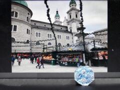 Salzburg - Verpackung einer Mozartkugel