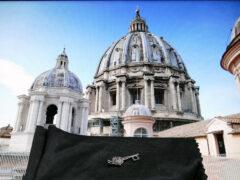 Vatikan Silberschlüssel