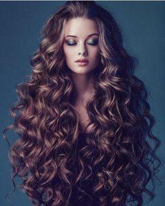 banguoti plaukai