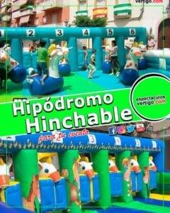 Hipodromo Hinchable
