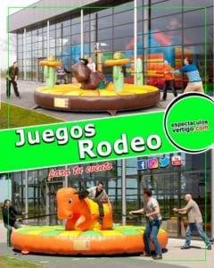 Juegos de Rodeo