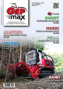 GÉPmax – 2015-11 – november