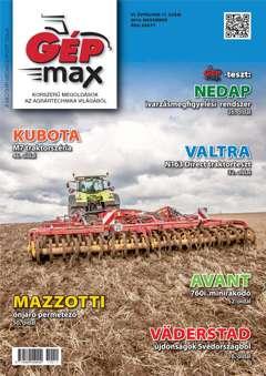 GÉPmax – 2014-11 – november