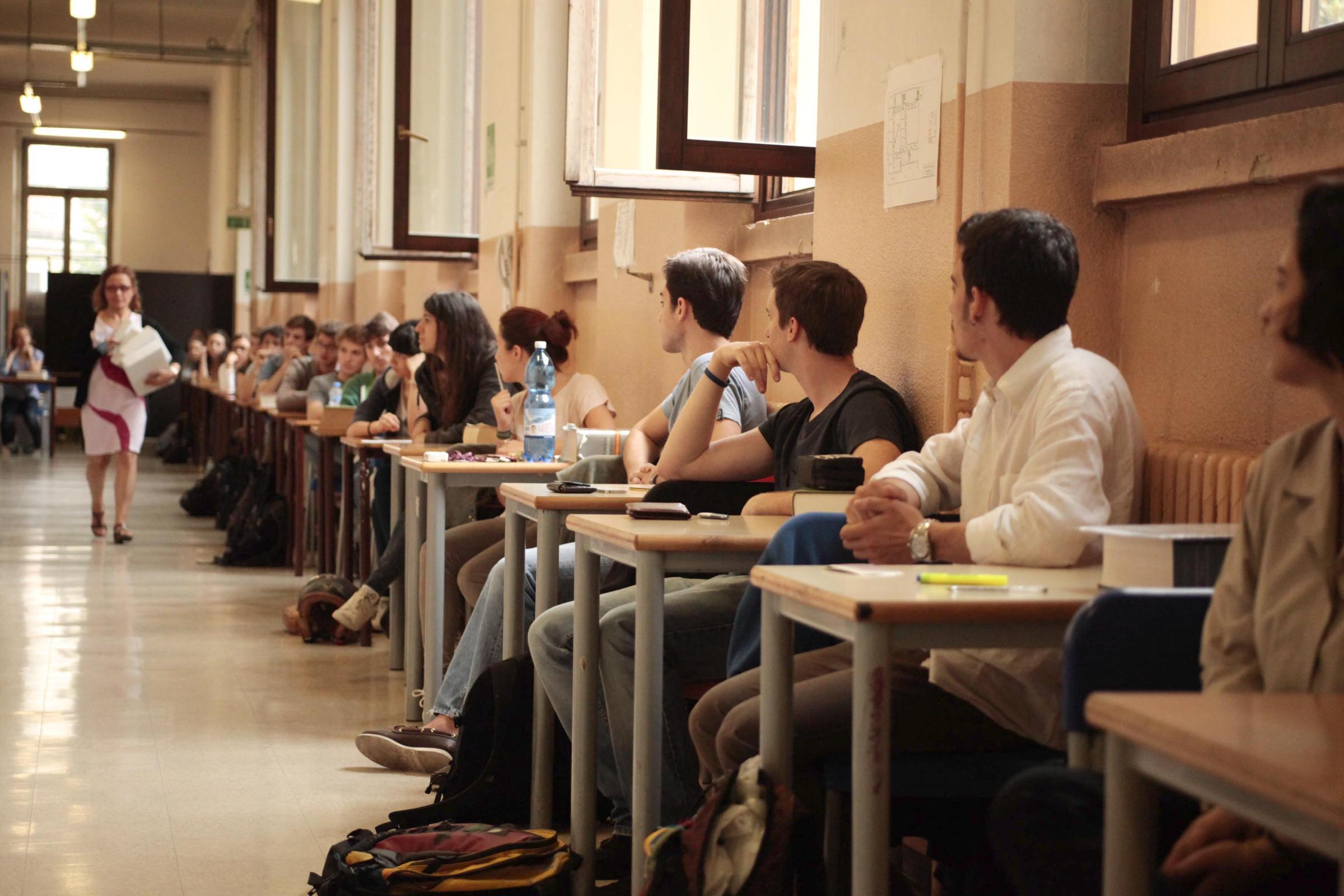 scuola liceo classico tito livio milano