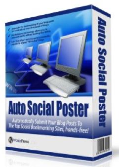 Auto Social Poster