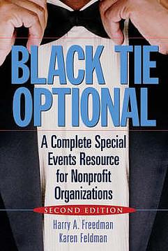Black Tie Optional by Harry A Freedman and Karen Feldman