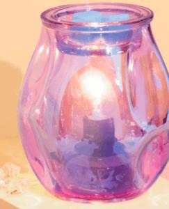 Bubbled – Ultraviolet Scentsy Wax Warmer