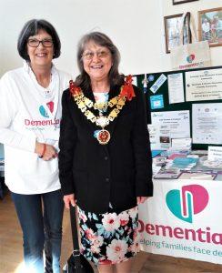 Dementia UK Volunteer Ambassador Val