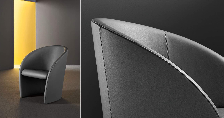 Intervista | design- Lella & Massimo Vignelli | Poltrona Frau