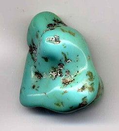 piedra turquesa