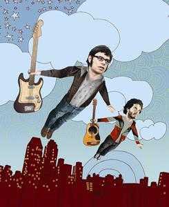 """Da domani su MTV Music la seconda serie di """"Flight of the conchords""""   Digitale terrestre: Dtti.it"""