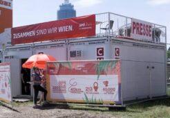 Pressezentrum Donauinselfest