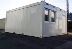 Doppel Containeranlagen