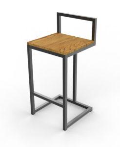Барные стулья лофт цена