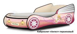Кровать-машина Кабриолет 2