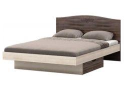 Кровать с ящиком ЛДСП Ванесса 1