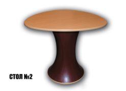 Стол №2 и 2 табурета 2