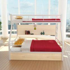 Двухъярусная кровать «Олимп 1» комплект 2 1