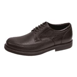Aetrex Lexington Moccasin Toe Oxfords Dress Shoes - Brown