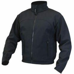 BLAUER Certified LAPD Softshell Fleece Jacket (FREE Blauer Knife)