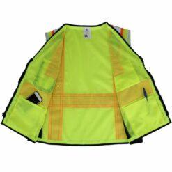 Reflective Safety Vest with Pockets WCSV39