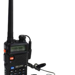 UAW UA1200 VHF/UHF Dual Band Two-Way Radio