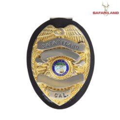 Safariland Model 7350-03 Badge Holder Teardrop Clip-On