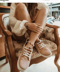 Fußkettchen Kauri-Muschel Fußband Fußkette