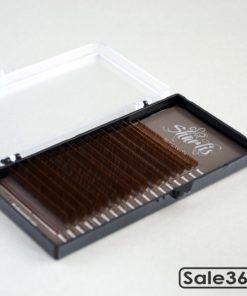 Ресницы Sharlis / Темно-коричневые