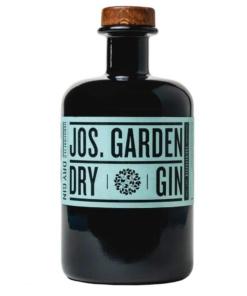 Jos. Garden Dry Gin von der Brennerei Ehringhausen