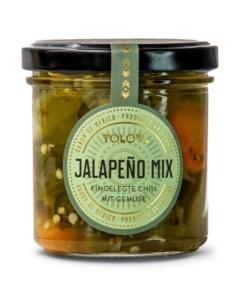 Jalapeno Mix von Yolotl