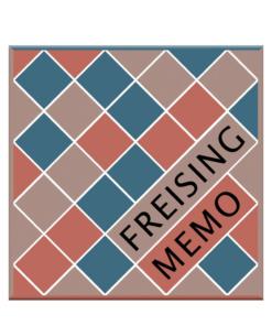 Memory mit Freisinger Motiven von Hinterland
