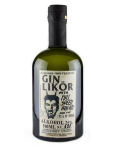 Gin Likör von Pistole Hardcore Food