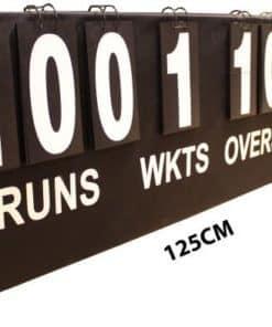 Cricket Score Board Large Runs/ Wickets/ Overs/ Target