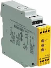 Przekaźnik Bezpieczeństwa 24V AC/DC SNO4062KM Wieland R1.188.0710.2