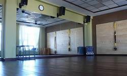 Капитальный ремонт спортивного зала