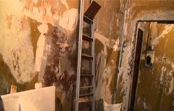Старая квартира до ремонта