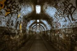 tunnel Budapest