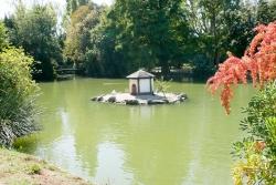 Parc Borély étang