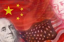 China, USA, Staatsanleihen