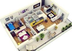 Бесплатные дизайн проекты квартир и домов в Краснодаре