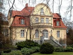 Eclectic Mansion in Sopot