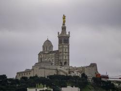 Notre Dame Marseille décembre