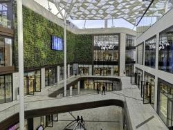 Prado shopping Marseille intérieur