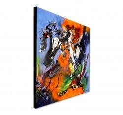"""abstraktes Gemälde """"It's Me"""" von Ute Kleist"""